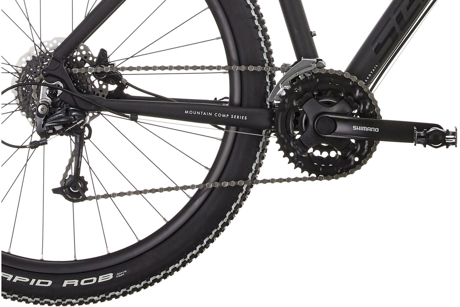Serious Shoreline 27,5 matt black online kaufen   fahrrad.de